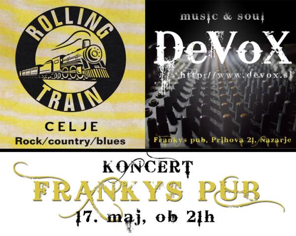 FRENKYS-DEVOX-VLAKECI