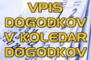 VPIS-DOGODKOV