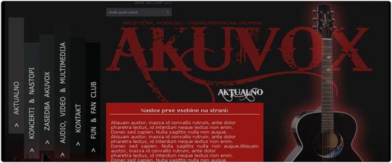 AKUVOX - trenutno neaktivna