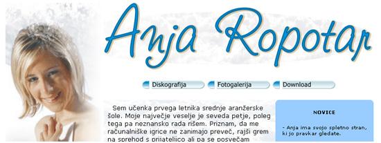 ANJA ROPOTAR
