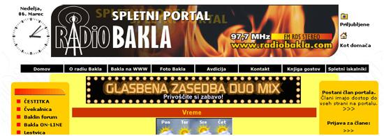 PORTAL RADIA BAKLA