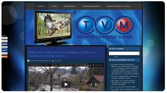 Televizija TvM - zgornjesavnjski kanal